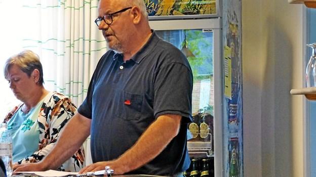 Byrådsmedlem Peter Muhl (A) ønsker en positiv dialog med kommunen Foto: Ejlif Rasmussen Ejlif Rasmussen