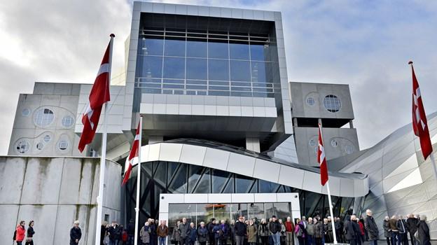 Musikkens Hus bliver fremhævet som et af de steder, der gør Aalborg et besøg værd. Arkivfoto: Claus Søndberg