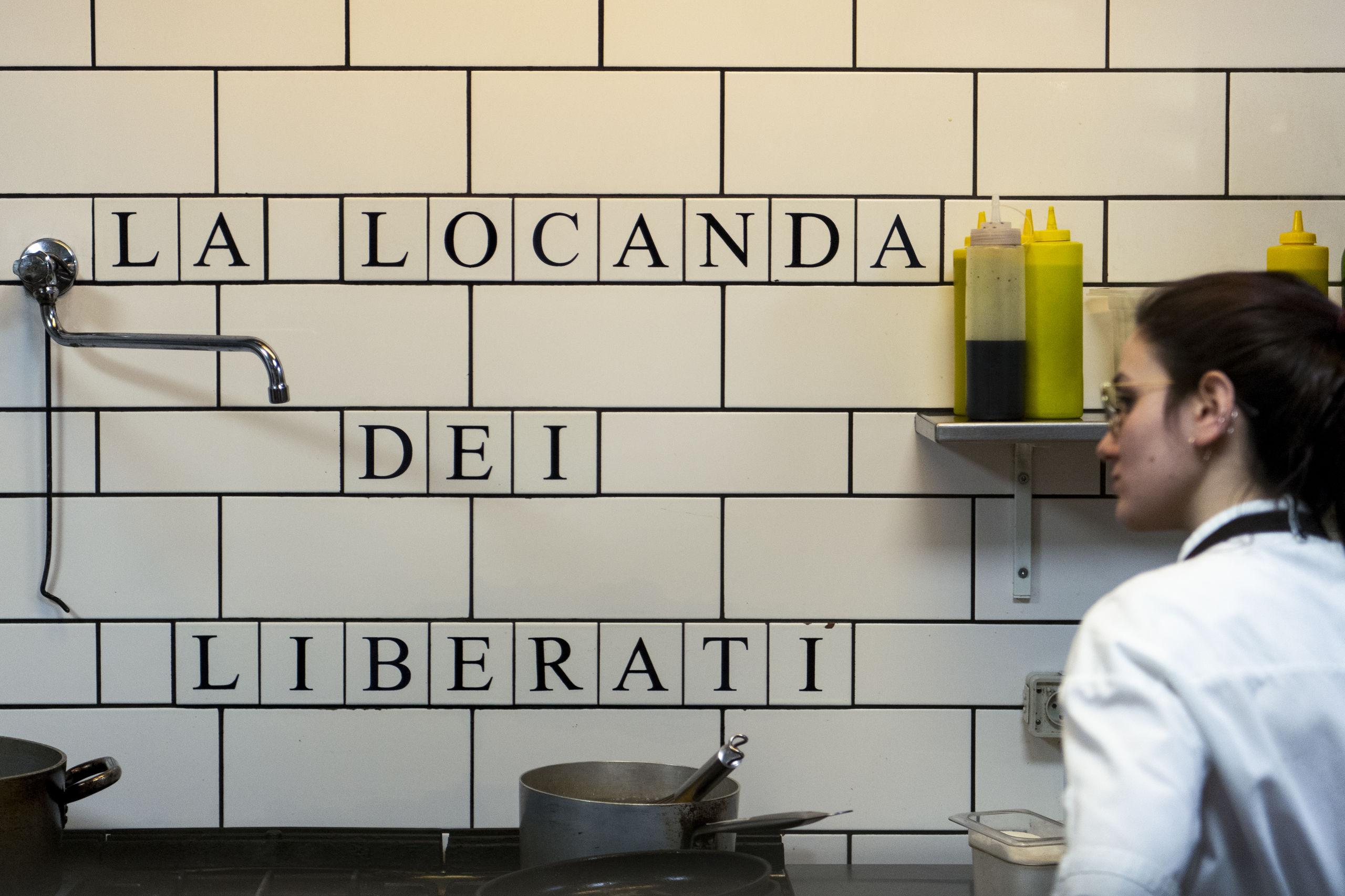 La Locanda havde hjemmebanefordelen i semifinalen mod Restaurant Uafhængig fra Hotel Amerika i Hobro. Foto: Teis Markfoged