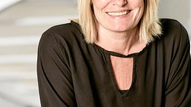 Bormester Birgit Stenbak Hansen holder årets grundlovstale.