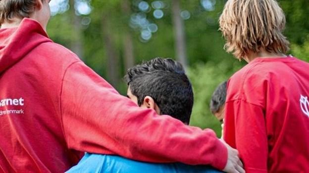 Red Barnet samler 1. september ind til børn, der bliver krænket. Men de mangler indsamlere i Pandrup. Arkivfoto