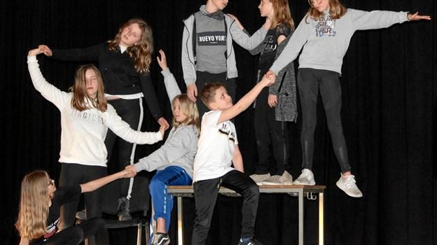 Rebild Kulturskole byder igen i den kommende sæson på mange forskellige undervisningstilbud. Privatfoto