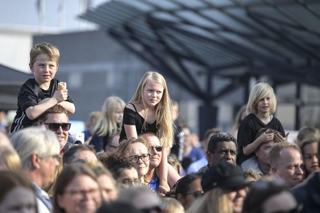 Camilla Gammelgaard Johansen og Bent Bach