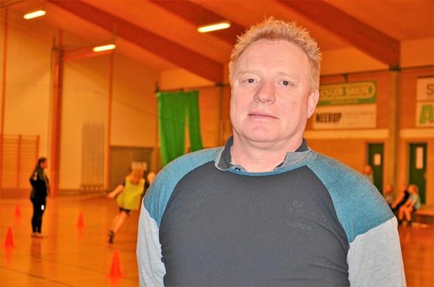 Søren Jacobsen er ny halinspektør i Skørping Idrætscenter. Foto: Jesper Bøss