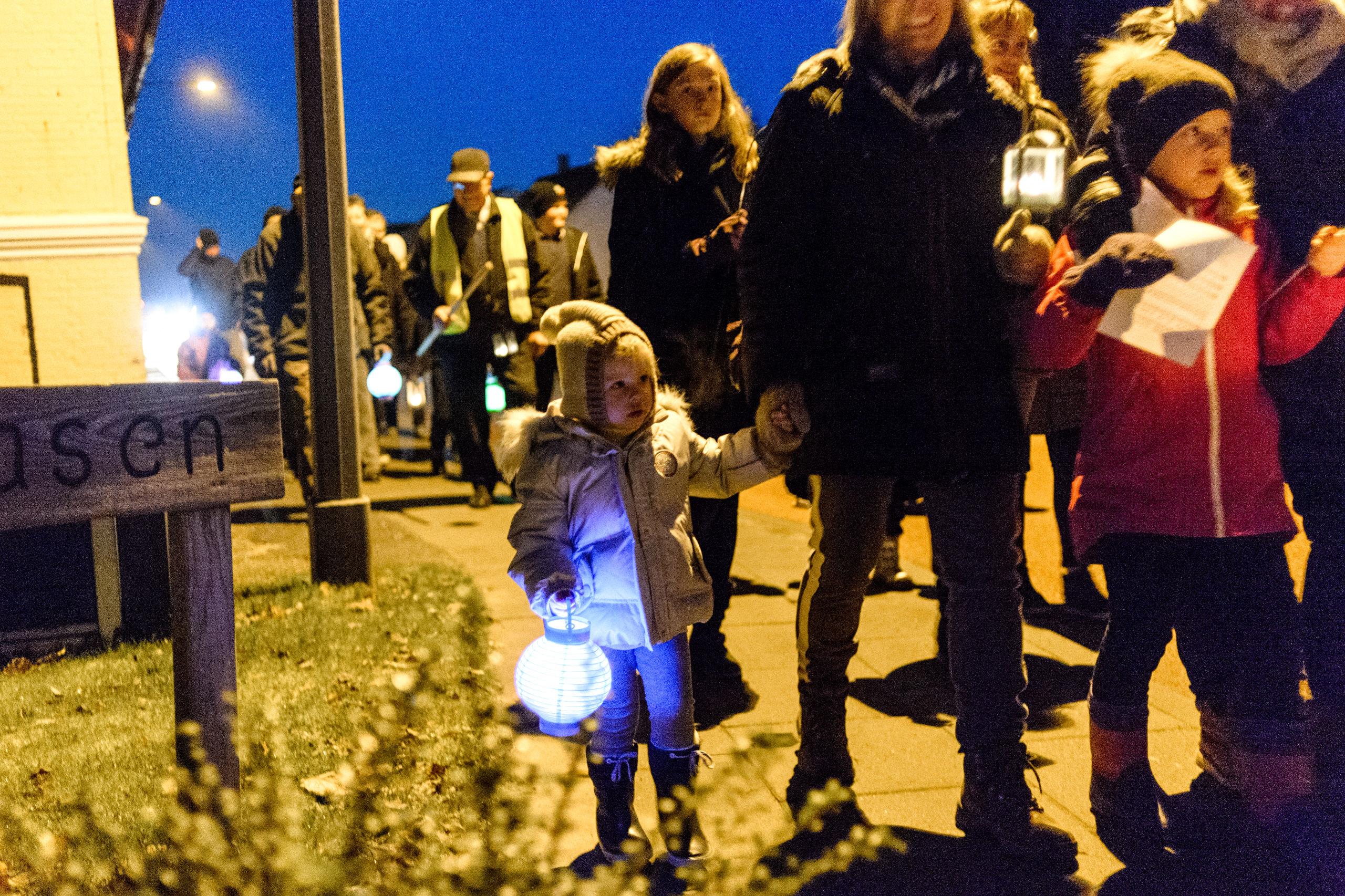 Der er lagt op til lysfest, når Aalborg Karneval, Musikkens Hus, Erhverv Norddanmark og Aalborg Events i fællesskab inviterer til en lysparade i forbindelse med Danmarksindsamlingen. Arkivfoto