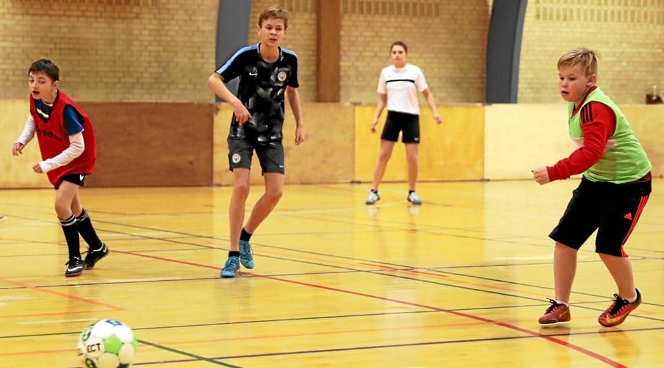Hals forenede Sportsklubber var forleden vært ved et julestævne. Foto: Allan Mortensen