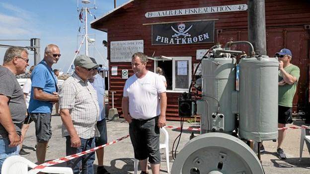 Havnefesten i Ålbæk Foto: Peter Jørgensen Peter Jørgensen