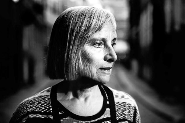 Susanne Jorn får årets Drachmannlegat.Foto: Sofie Amalie Klougarth