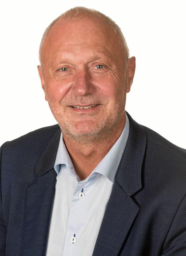 Økonomidirektør Kim Jacobsen, Mariagerfjord Kommune.
