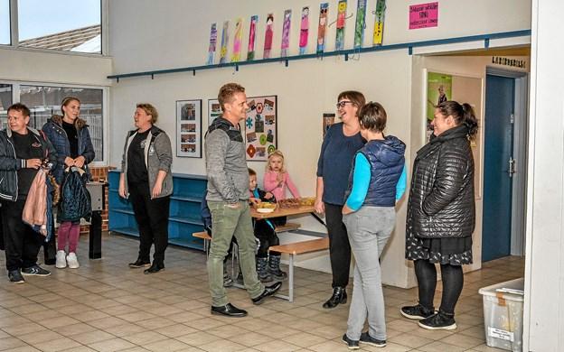 Vilsted Friskole har p.t. 120 elever og glæder sig til at byde nye elever velkommen. Foto: Mogens Lynge