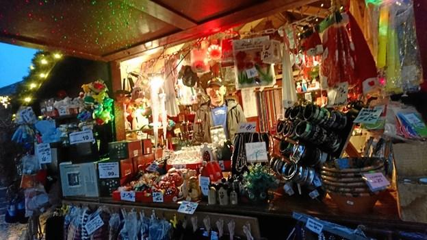 Mere julet bliver det næppe. Foto: Dorit Glintborg.
