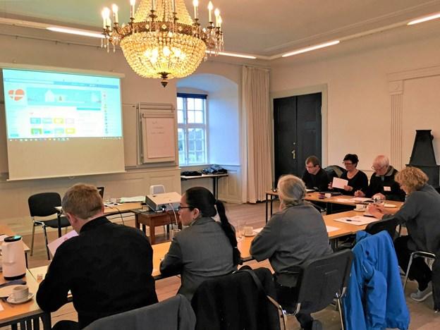 Turismeakademi Vesthimmerland - åbner igen i november med tilbud om kurser i tysk og online-tilstedeværelse. Privatfoto