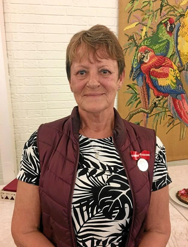 Lone Kærgård Pedersen. Foto: Privat