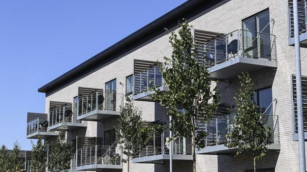 Hotellejlighederne på Venøsundvej er blevet så stor en succes, de nu får følgeskab af nye lejligheder. Arkivfoto: Bent Bach