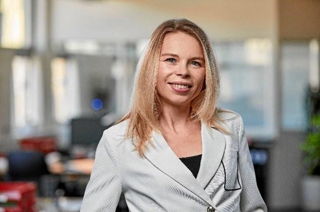 Anna Christiansen er netop ansat som Area Export Manager.