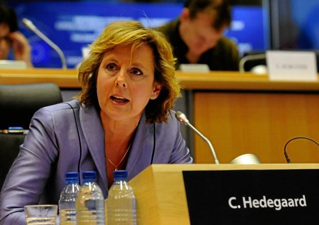 Torsdag 1. nov. taler Connie Hedegaard på Stidsholt Idrætsefterskole om, hvordan skal vi håndtere klimaet.