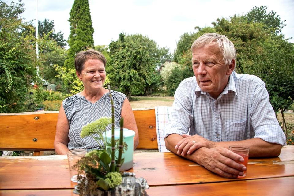 Bente Lembo og Laura Guldhammer