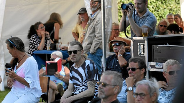 Den 7. udgave af festivalen trak fine besøgstal. Foto: Allan Mortensen Allan Mortensen