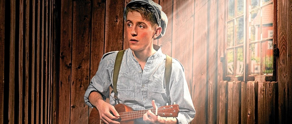 20. februar er det Emil fra Lønneberg i Folketeatrets produktion der gæster Thisted Musikteater. Pressefoto Ole Iversen