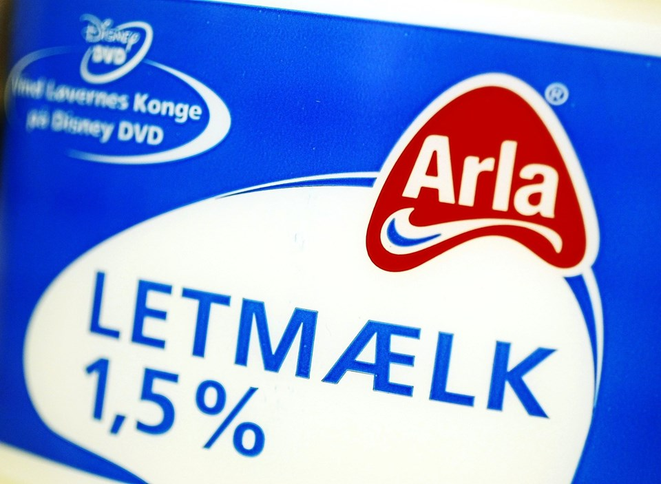 Arla Skal Forklare Prisfald På Mælk Nordjyskedk