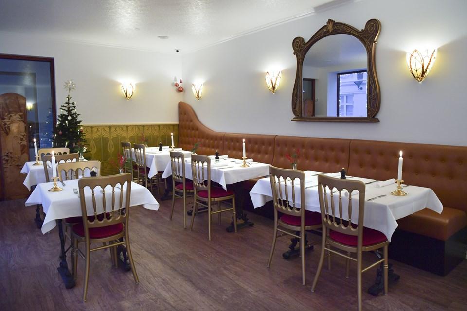 Restaurant Hjortdal er lukket efter blot et halvt år - men åbner igen.Arkivfoto: Bente Poder