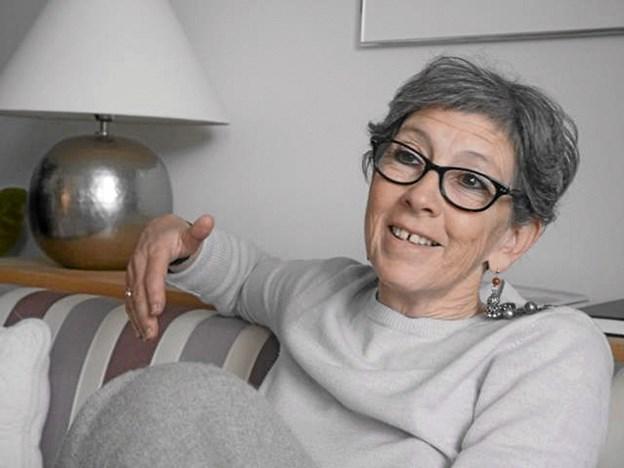 Hanne Foighel går tæt på problemerne i Mellemøsten.Arkivfoto