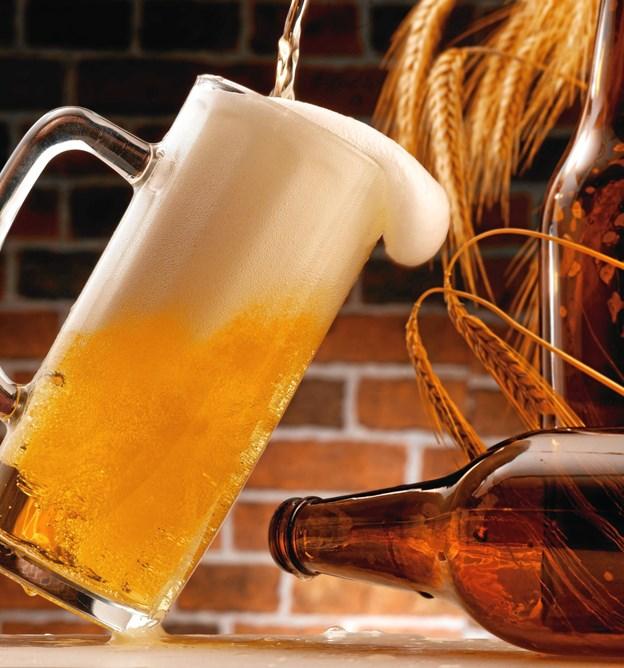 """""""Smagen af øl"""" bliver 25. september omdrejningspunktet for et foredrag i Løgstør Bio - livestreamet fra Aarhus Universitet. Privatfoto"""