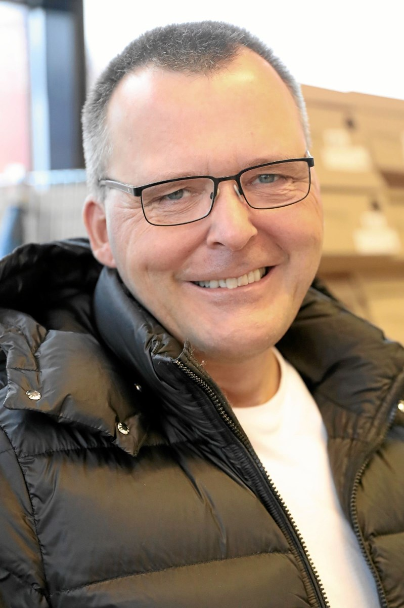 Christian Frederiksen: Det kan være et godt initiativ. Jeg synes, man skal dyrke de talenter vi har. Jeg tror også, det kommer samfundet til gavn på lang sigt. Foto: Allan Mortensen
