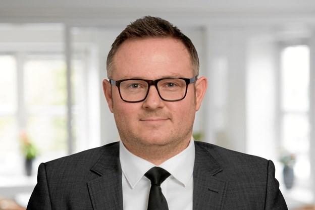 - I Frederikshavn har vi gennem flere år set en stigende interesse fra virksomheder og investorer, også fra de udenlandske, siger erhvervsmægler Tommy Kruse Fuglsang. Privatfoto