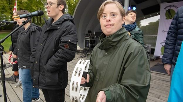 Møllebanden startede med at indtage friluftscenen i Hedelund. Foto: Henrik Louis HENRIK LOUIS