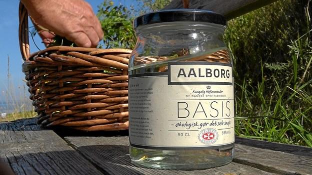 Ingredienser fra området ved Limfjorden og Frederik VII's Kanal danner sammen med Aalborg Basis rammen om de smagsoplevelser, I får på aftenen. Foto: Muslingebyen Løgstør