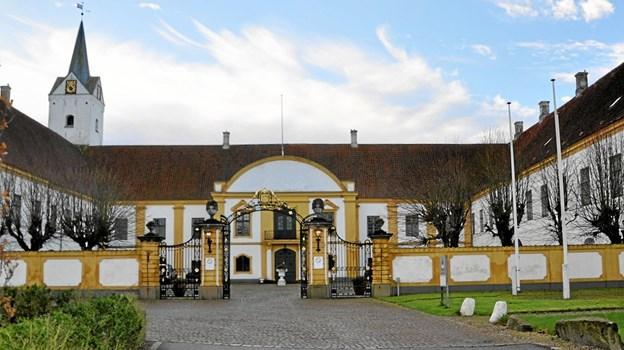 Dronninglund Slot og AOF Vendsyssel bbyder sammen på en række kultur-onsdage. Arkivfoto: Ole Torp