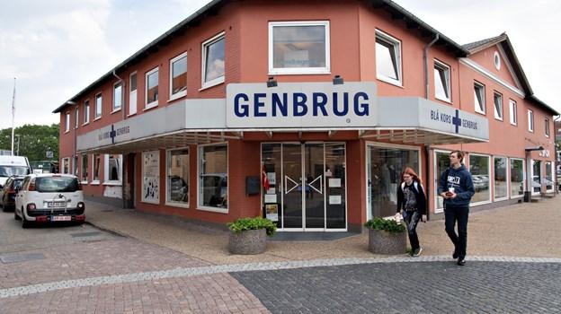 I 2011 flyttede butikken fra Dronningensgade til Østergade, så man kunne råde over flere kvadratmeter.Foto: Hans Ravn Hans Ravn