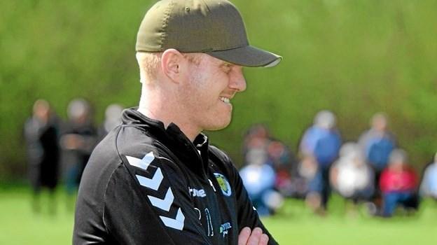 Claus Thomasen stopper som cheftræner i Aabybro. Arkivfoto: Flemming Dahl Jensen