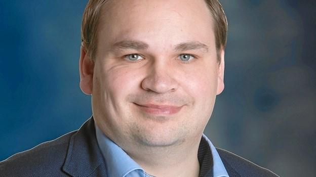 En meget tilfreds pr-ansvarlig Søren Greve tør allerede love en ny Ambu Revy i 2020. Privatfoto