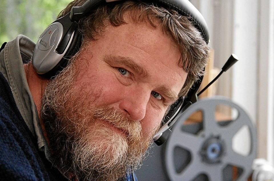 Anders Laugesen - gæsteoptræder 16. januar ved en sogneaften i Hobro Kirkecenter.  Privatfoto