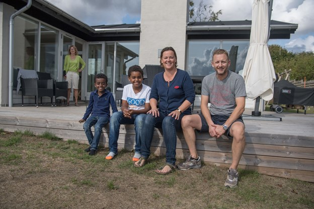Hele familien glæder sig til at komme ud og løbe på start- og landingsbaner.