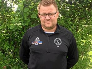 Christian er ny ungdomskonsulent i IK Rosendal