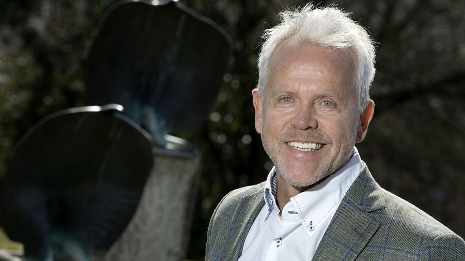 Erhverv Norddanmark er med i Aalborg Alliancen. Formand Steen Royberg peger på, at man selv er nødt til at gøre noget for at få en tredje Limfjordsforbindelse, da det er de absolut vigtigste på erhvervslivets ønskeseddel. Arkivfoto: Lars Pauli