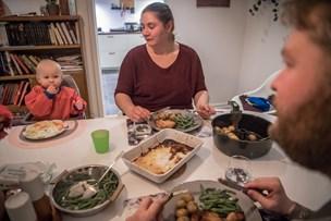 Familie elsker hjemmelavet mad, men én bestemt ret må René aldrig få
