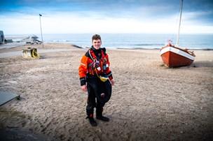 Kajak-Lasse ror Danmark rundt som den hidtil yngste