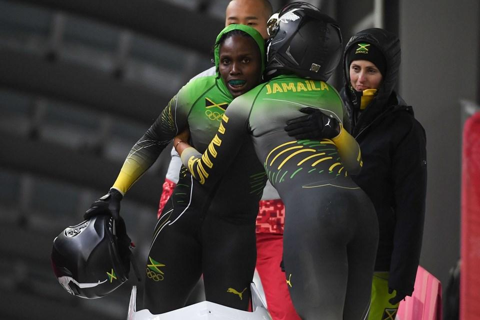 Jamaicansk vinter-OL-deltager er snuppet for doping | Nordjyske.dk