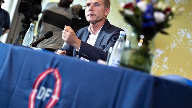 Thulesen Dahl efterlyser fortsat svar fra S om pension