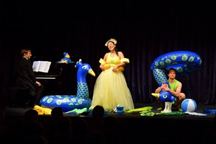 Opera i børnehøjde på skoleskemaet