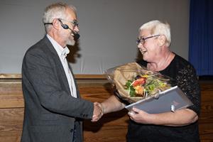 Landsbypris gik til Alstrup-ildsjæl: Ella giver borgerne naturoplevelser