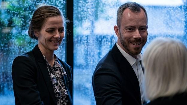 Ellemann og Løkke har tidligere drøftet formandspost