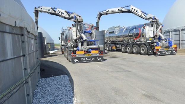 Mildere vinde: Nu skrues der op for biogassen