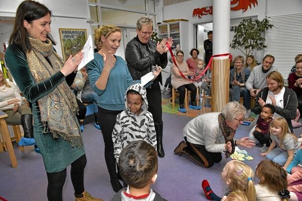 """Limfjordsbørnehaven blev """"sangglad"""""""