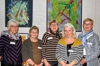 Spændende hobby- og kunstudstilling i Bjergby