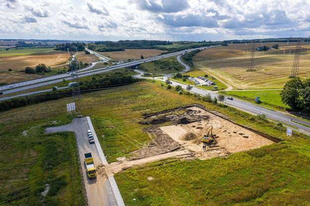 Mere fastfood ved motorvejen: Burger King bygger lige syd for Aalborg